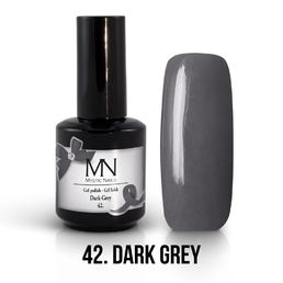 Dark Grey, Geelilakka, 12ml