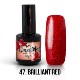 Brilliant Red, Geelilakka, 12ml