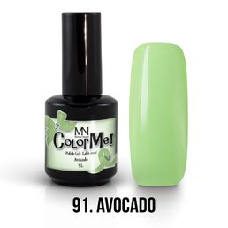 Avocado, Geelilakka, 12ml
