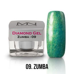 Zumba, Diamond Geeli, 4g