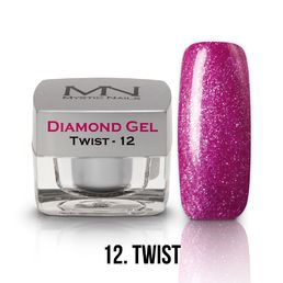 Twist, Diamond Geeli, 4g