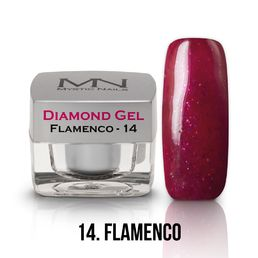 Flamenco, Diamond Geeli, 4g