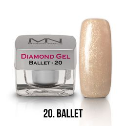 Ballet, Diamond Geeli, 4g