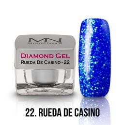 Rueda De Casino, Diamond Geeli, 4g