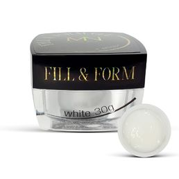 Fill&Form Gel, White, 30g