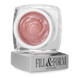 Fill&Form Gel, Glitter Cover, 30g