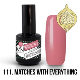 Matches With Everything, Geelilakka, 12ml