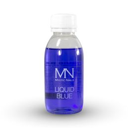 Akryylineste, Liquid Blue,  125ml