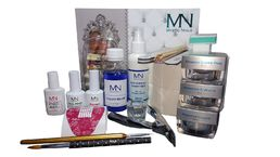 Mystic Nails Premium Acrylic Starting Kit, Ilmainen toimitus!