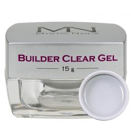 Builder Clear Gel, Rakennegeeli, 15g