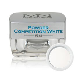 Akryylijauhe, Competition White, 15ml