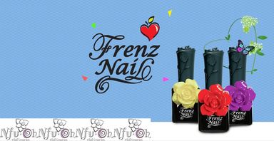 Frenz Nail Gel Polish by Nfu Oh
